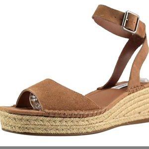 Steve Madden Tan Elody Platform Sandal Size 9.5
